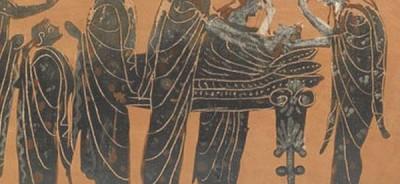 il funerale nella grecia antica